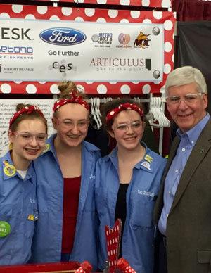 riveters gov snyder pic